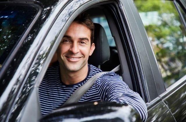 Kierowca uber zatrudniony przez OnlyGo