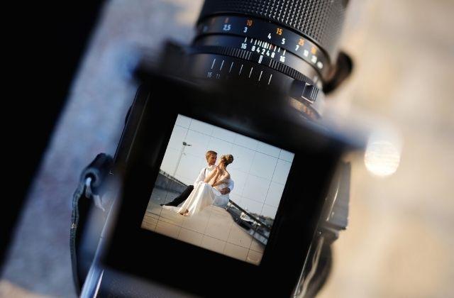 Sesja ślubna wykonana przez fotografa EnRoute w Gdańsku